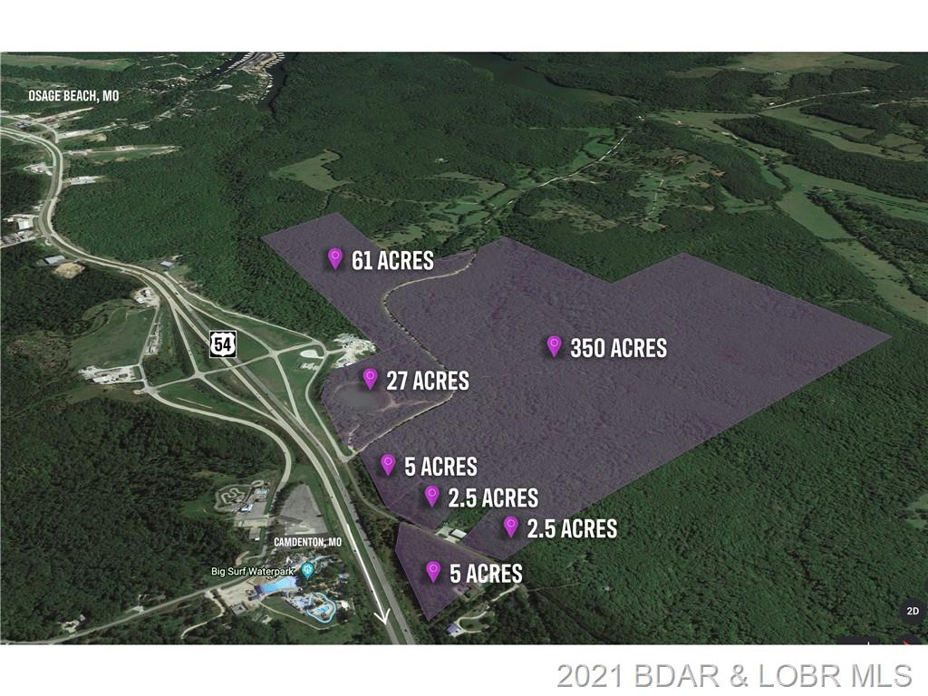 Lots/Land for sale –   TBD Anderson Hollow Drive  Osage Beach, Missouri