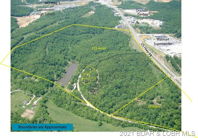 Lots/Land for sale – 467  Willow Creek Drive  Camdenton, MO