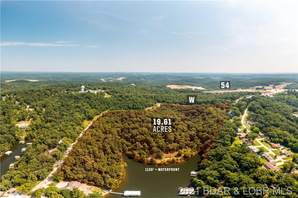 Commercial/Business for sale – TBD  TBD Hwy W and Bob White Ln. Lane  Lake Ozark, MO